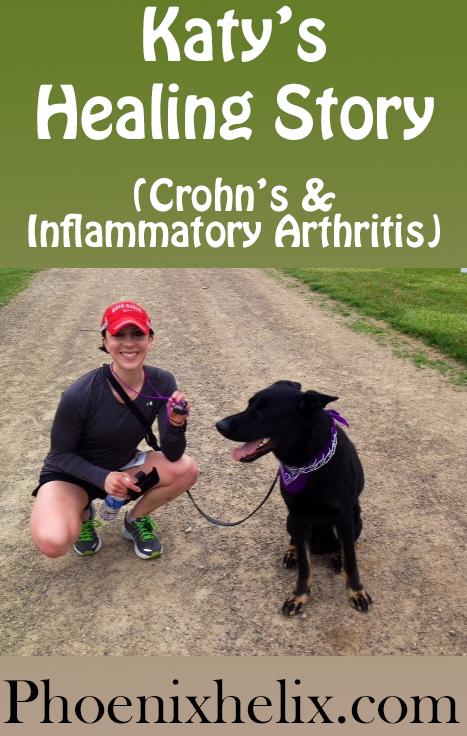 Katy's Healing Story (Inflammatory Arthritis & Crohn's Disease)