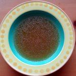 photo of bowl of bone broth