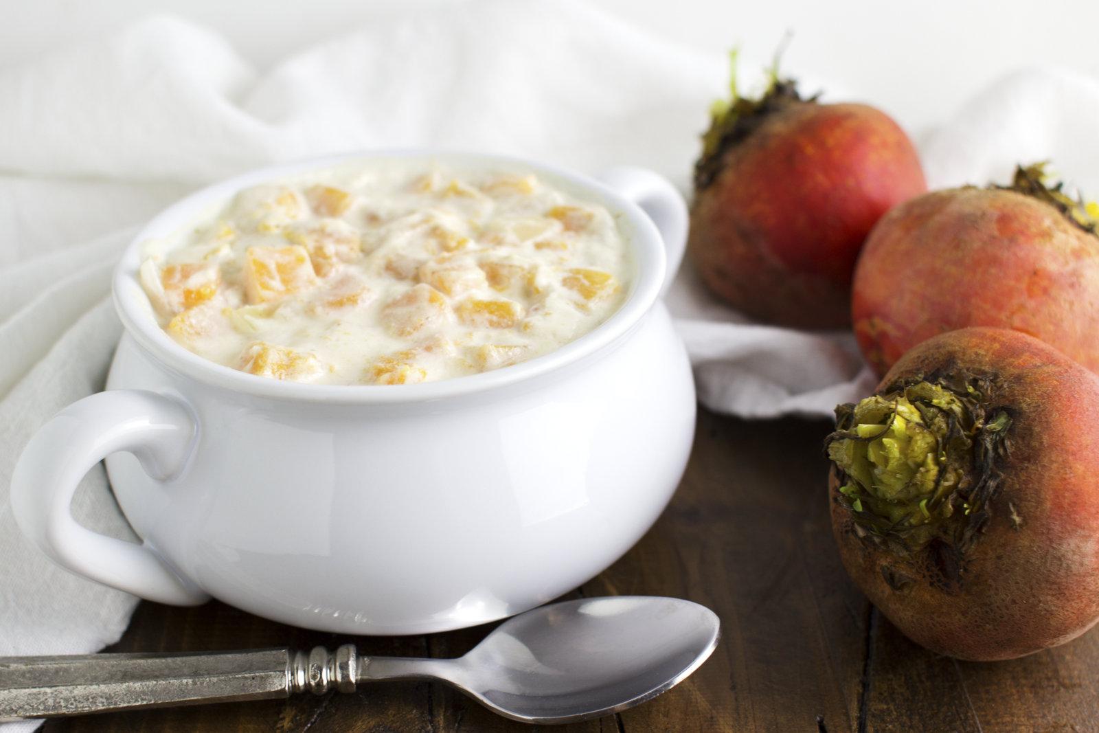 Winter Veggies in Spiced Coconut Milk | Phoenix Helix