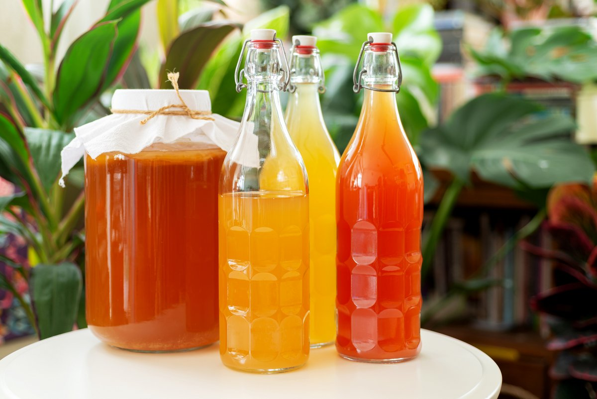 How to Make Homemade Kombucha and Have Fun with Flavors | Phoenix Helix