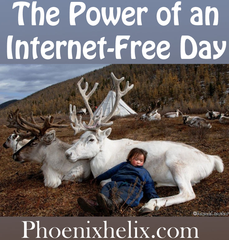 The Power of an Internet-Free Day | Phoenix Helix