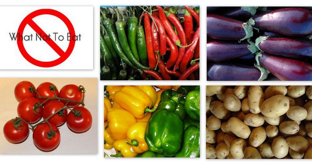 Nightshade Foods