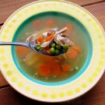 Soup for Breakfast: Nourishing Chicken Soup