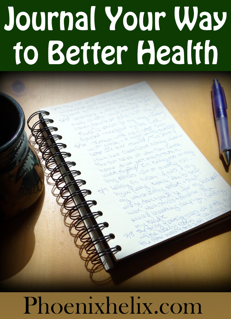 Journal Your Way to Better Health | Phoenix Helix