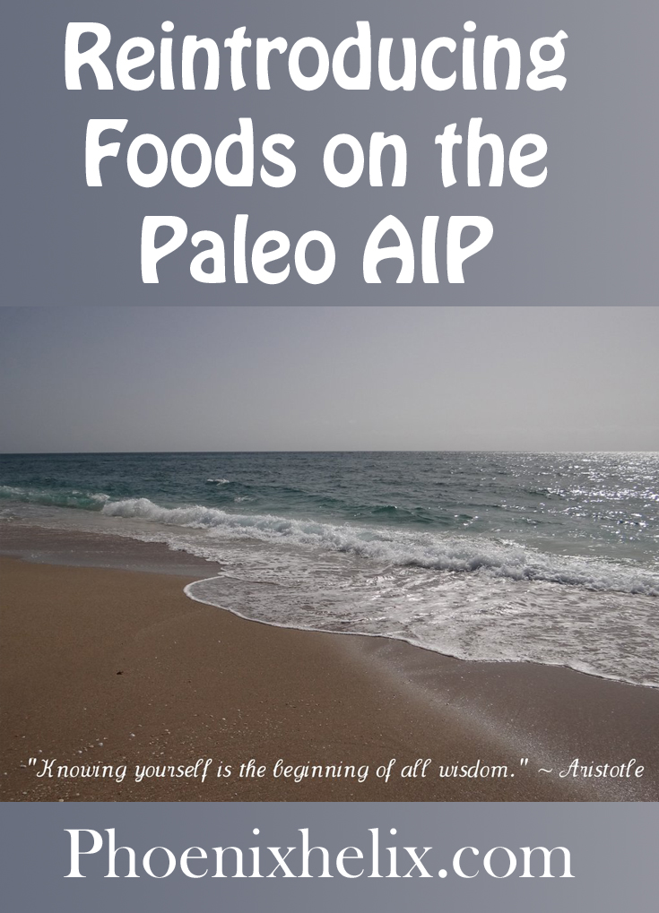 Reintroducing Foods on the Paleo AIP | Phoenix Helix