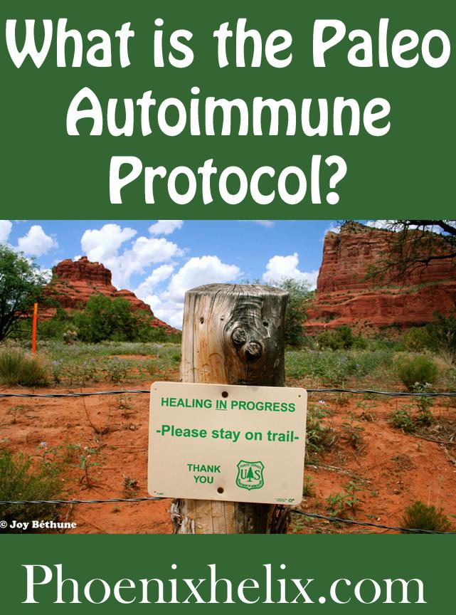 What is the Paleo Autoimmune Protocol? | Phoenix Helix