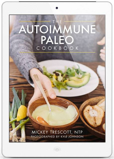 Autoimmune Paleo E-Cookbook Review and Sample Recipe