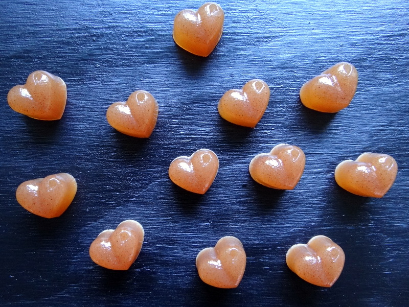 Apple Cinnamon Gummy Candies   Phoenix Helix