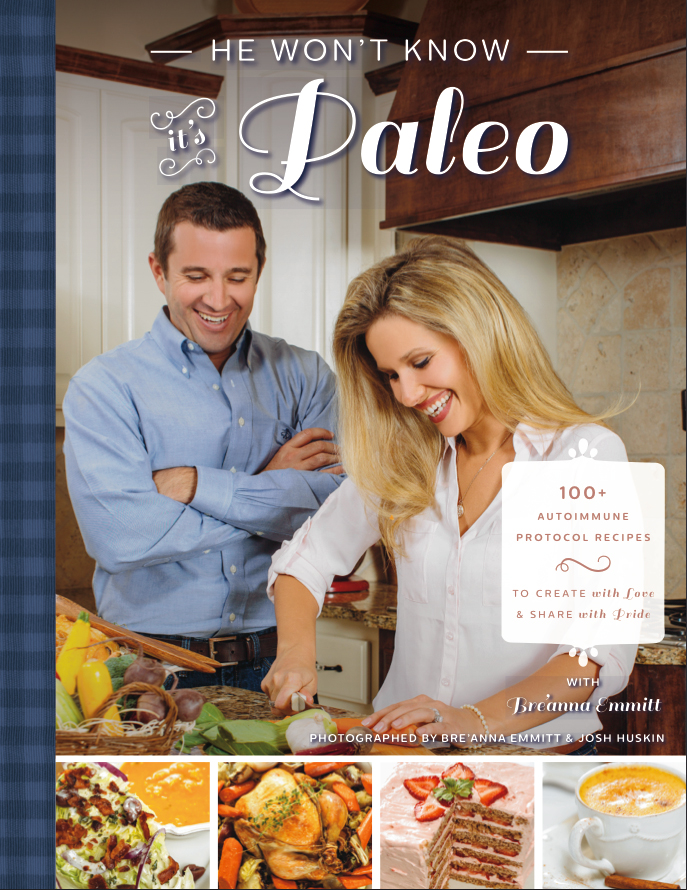 He Won't Know It's Paleo Cookbook Review, Recipe and Giveaway!