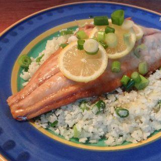 Mackerel or Salmon in Magic Sauce | Phoenix Helix