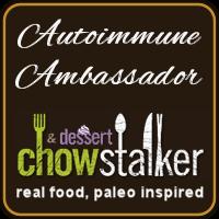 Chowstalker AI Ambassador Badge