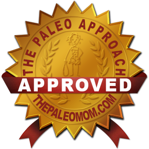 Paleo Approach Approved Badge