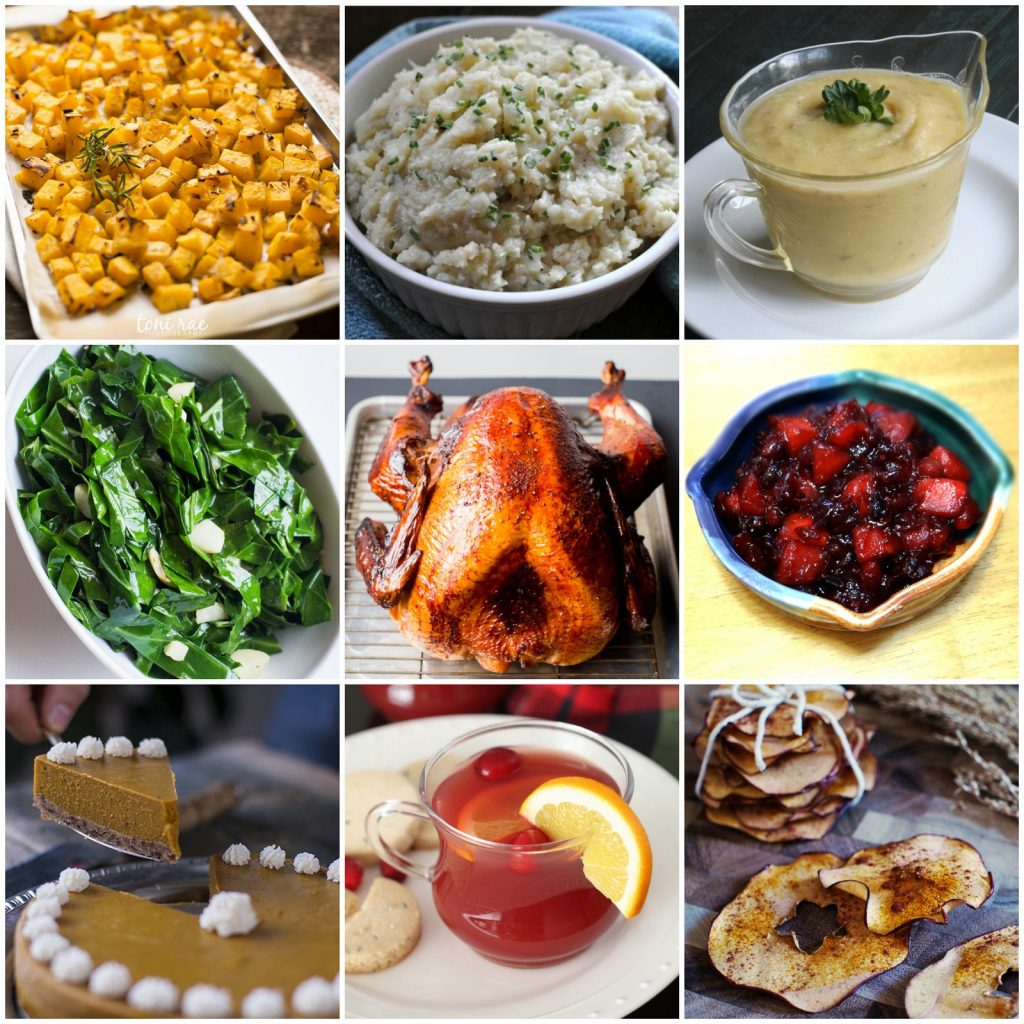 90+ Paleo AIP & GAPS-Friendly Thanksgiving Recipes | Phoenix Helix