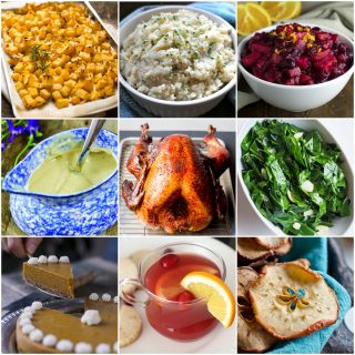 90+ Paleo AIP & GAPS-Friendly Thanksgiving Recipes