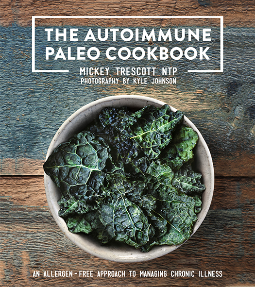 Hardcover Autoimmune Paleo Cookbook Review with Recipe | Phoenix Helix