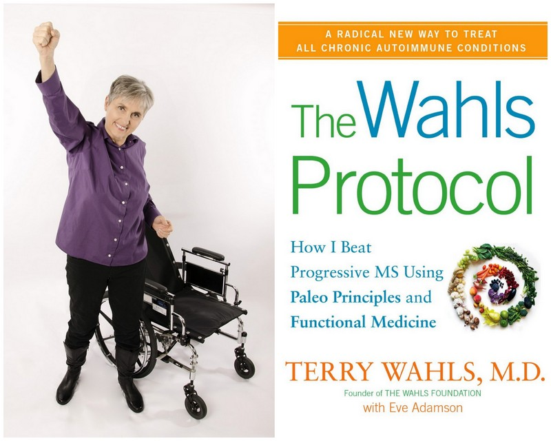 Wahls Protocol Book Review & Author Interview | Phoenix Helix