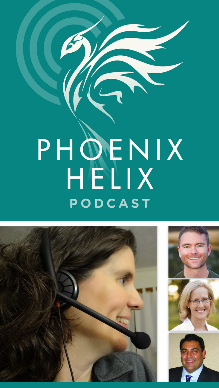 Phoenix Helix Podcast - Dedicated to Maximizing Autoimmune Health Through the Paleo Diet and Lifestyle