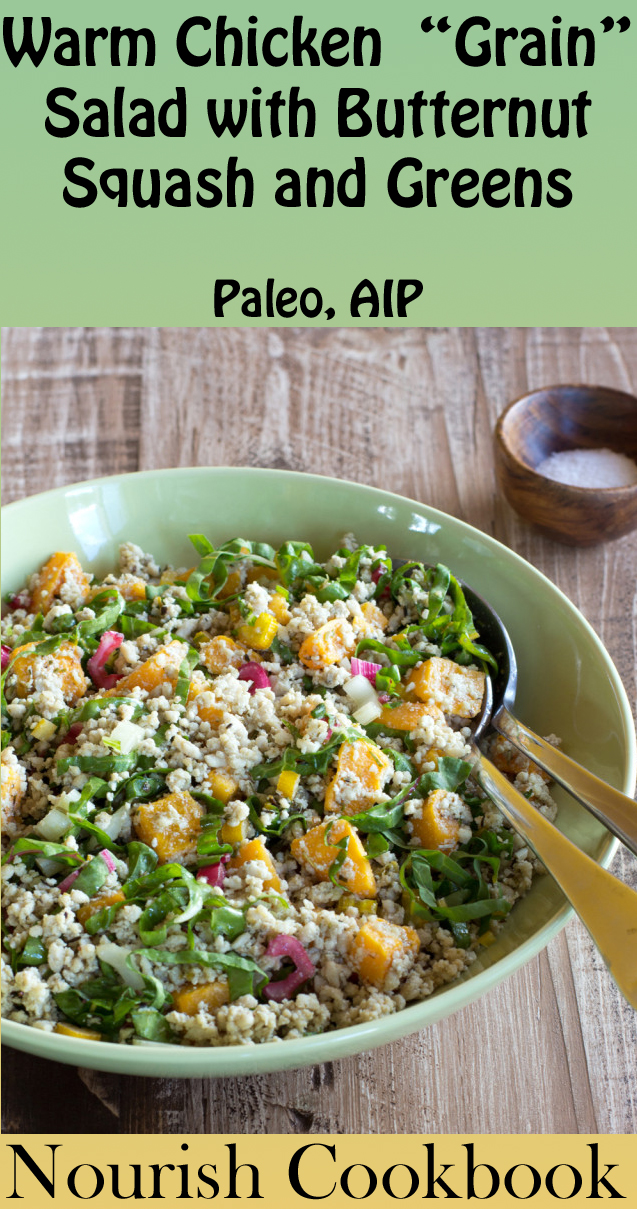 Sample Recipe from the Paleo AIP Cookbook: Nourish
