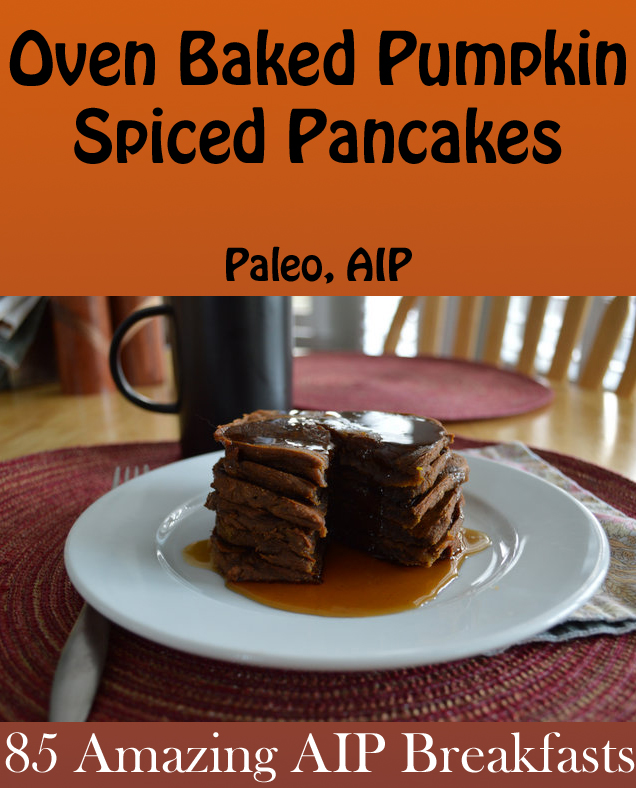 Sample Recipe from the Paleo Cookbook: 85 Amazing AIP Breakfasts