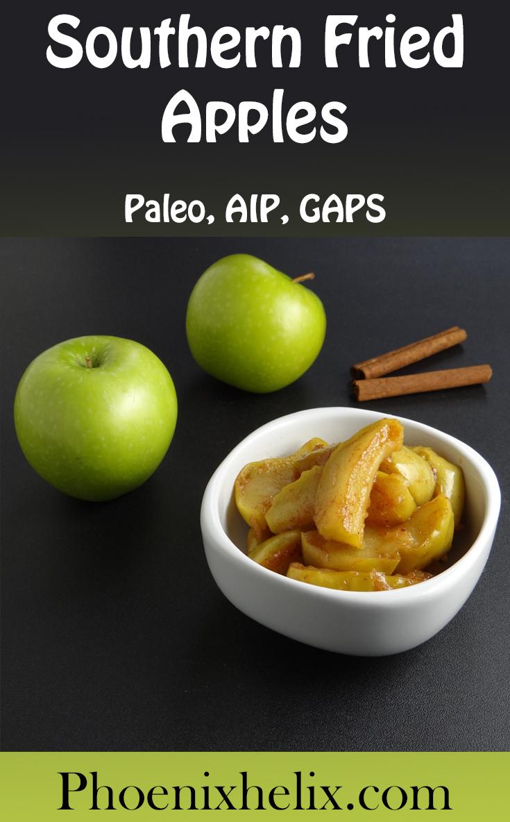 Southern Fried Apples | Phoenix Helix