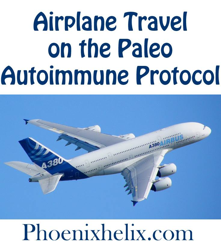 Airplane Travel on the Paleo Autoimmune Protocol | Phoenix Helix