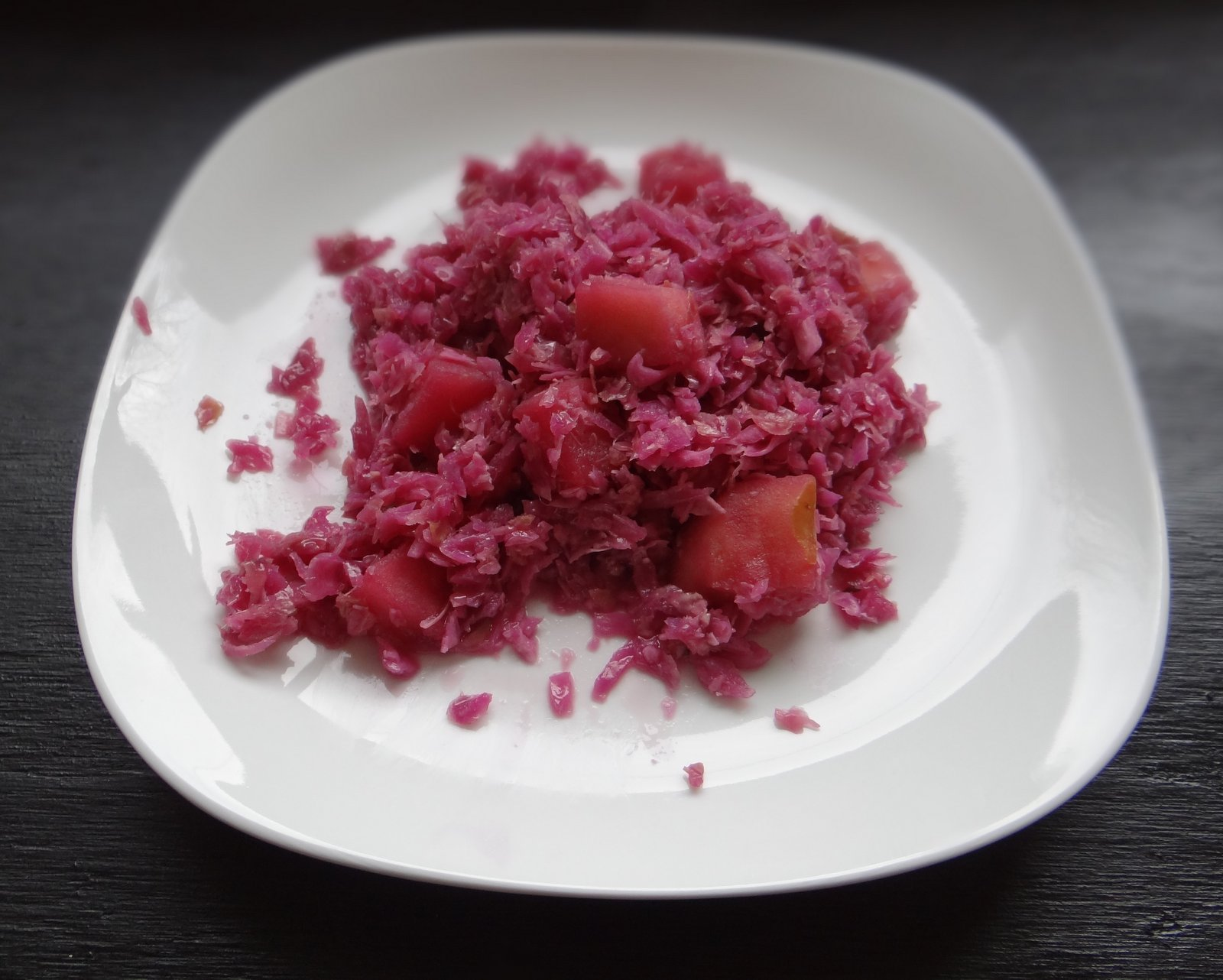 Sweet and Sour Red Cabbage | Phoenix Helix