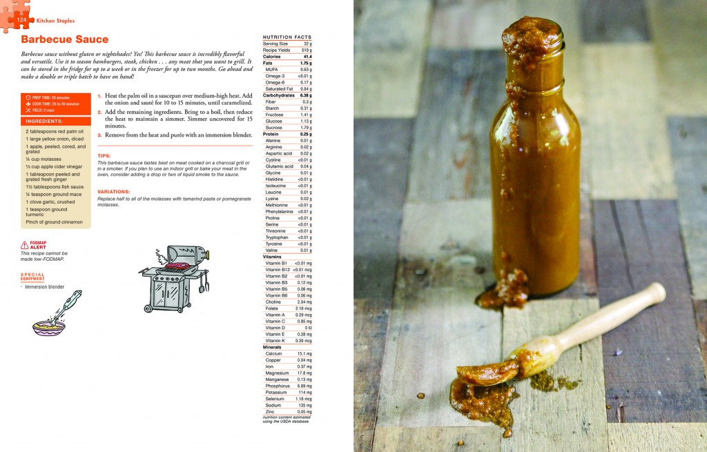 Barbecue Sauce - Sample Recipe from The Paleo Approach Cookbook