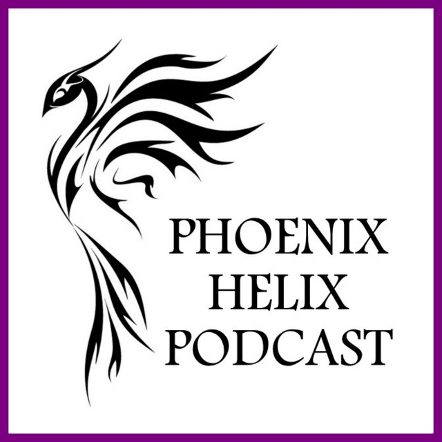 Episode 59 of the Phoenix Helix Podcast: Self-Inquiry and Freedom from Suffering with Byron Katie