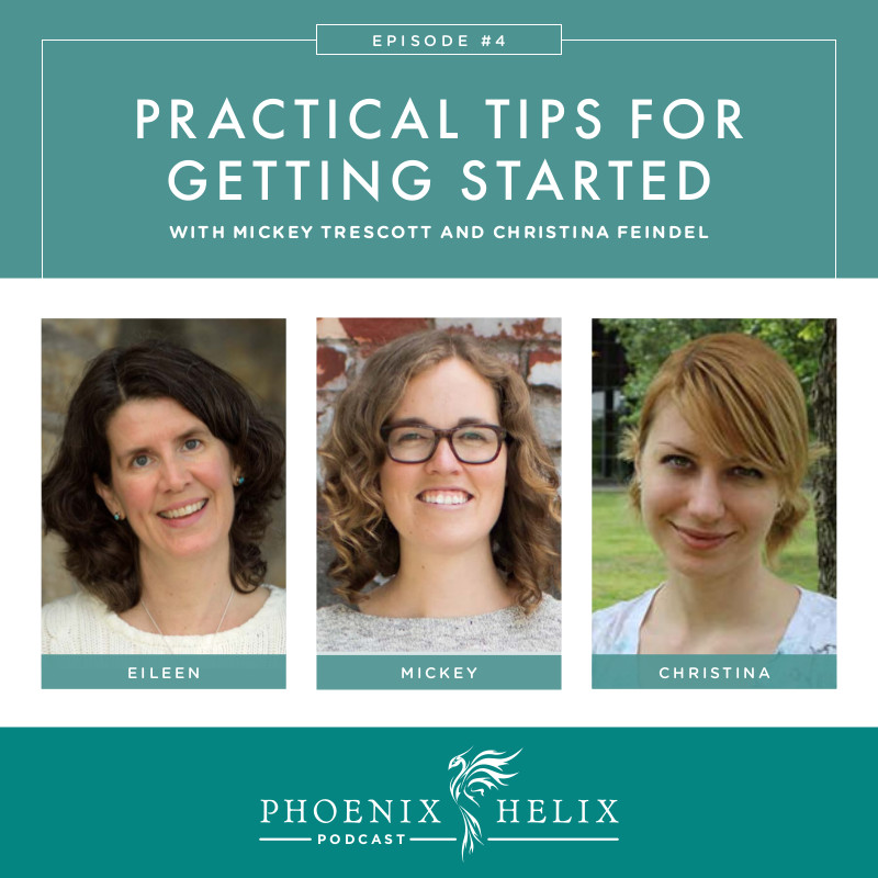 Practical Tips for Getting Started on a Healing Diet | Phoenix Helix Podcast