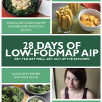 Low-FODMAP AIP Meal Plan