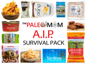 Barefoot Provisions AIP Pack