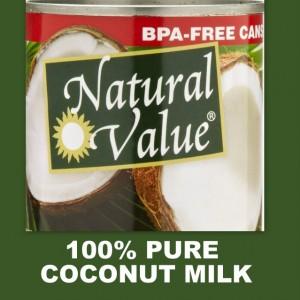 Additive-Free Coconut Milk