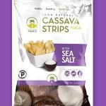 Cassava Strips