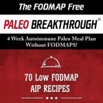 FODMAP Free AIP Meal Plan