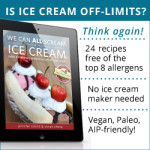 AIP Ice Cream Cookbook
