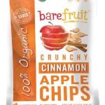 Organic Cinnamon Apple Chips