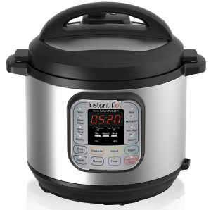 Instant Pot (Crockpot and Pressure Cooker in One)