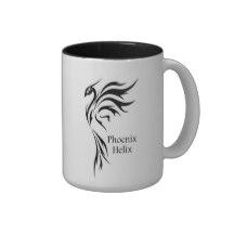 Phoenix Helix Mugs