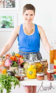 Episode 5 of Phoenix Helix Podcast: Fermented Foods with Sarah Ramsden