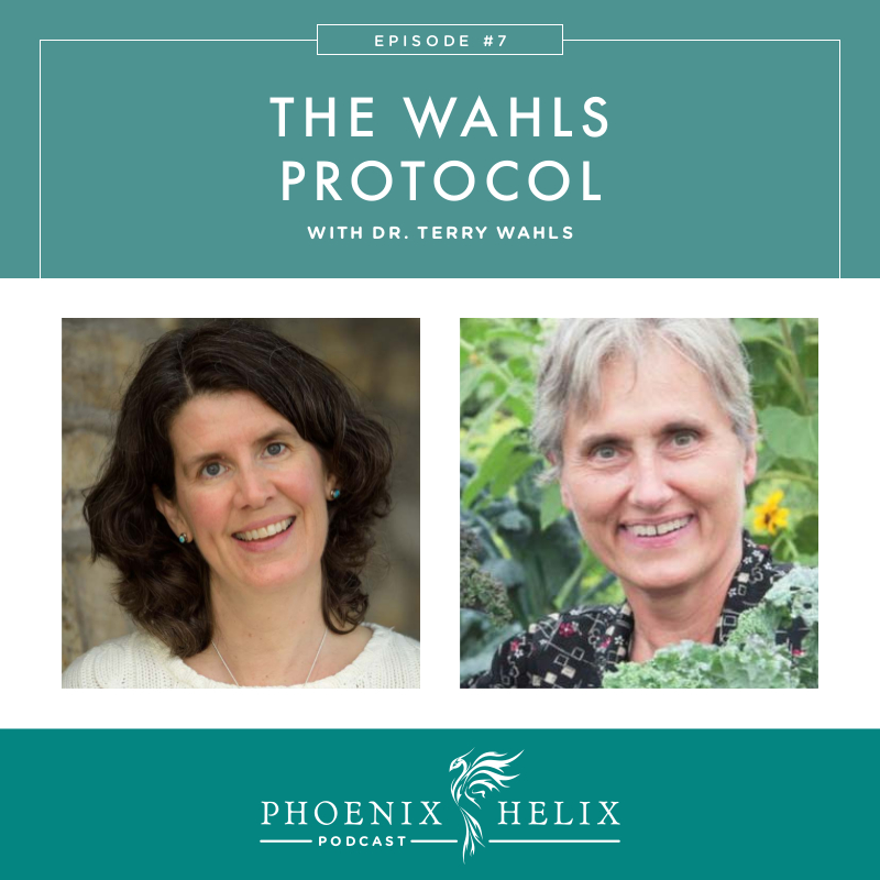 The Wahls Protocol with Dr. Terry Wahls | Phoenix Helix Podcast