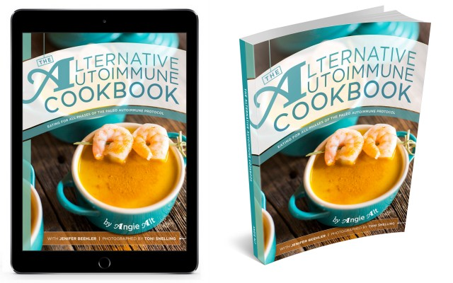 Alternative Autoimmune Cookbook Review, Recipe and Giveaway | Phoenix Helix