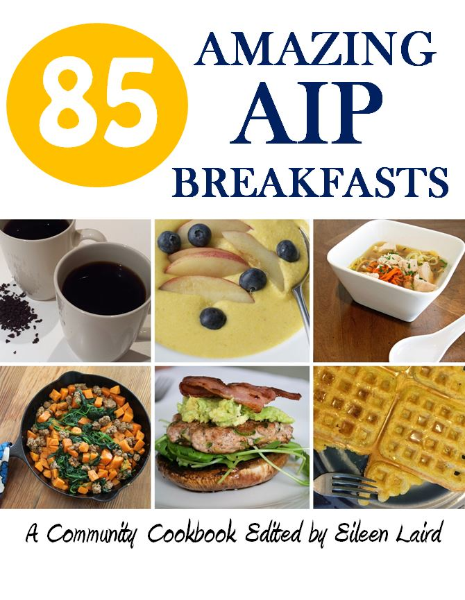 85 Amazing AIP Breakfasts Cookbook Review & Sample Recipe | Phoenix Helix
