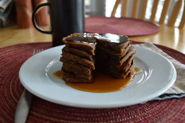 Pumpkin Spiced Pancakes - Preview Recipe from 85 Amazing AIP Breakfasts