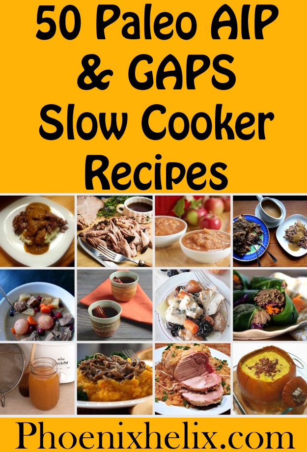 50 Paleo AIP & GAPS Slow Cooker Recipes | Phoenix Helix