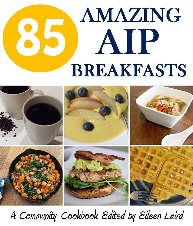85 Amazing AIP Breakfasts Cookbook Review & Sample Recipe | Phoenix Helix