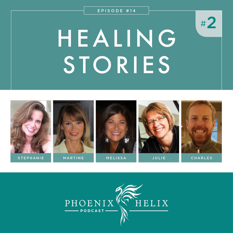 Healing Stories 2 | Phoenix Helix Podcast