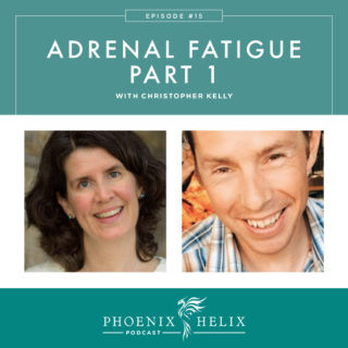 Episode 15: Adrenal Fatigue with Christopher Kelly
