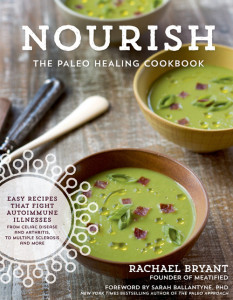Nourish Cover