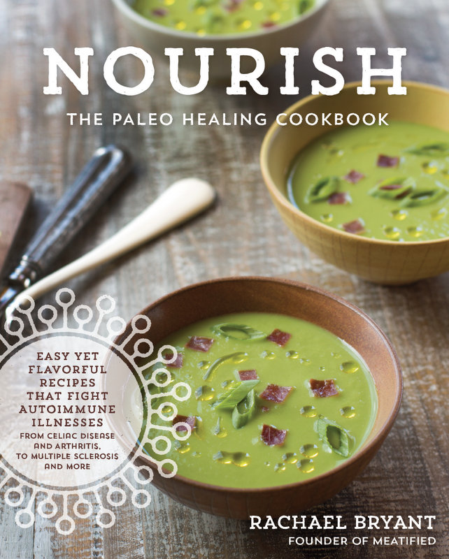 Nourish Cookbook Review and Sample Recipe | Phoenix Helix