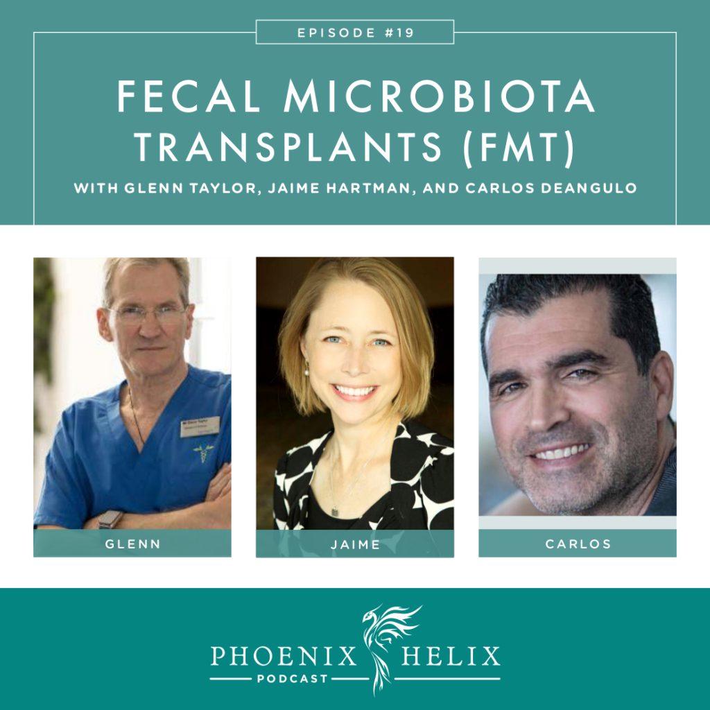 Fecal Microbiota Transplants | Phoenix Helix Podcast